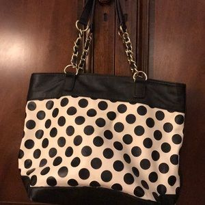 Betsy Johnson tote bag